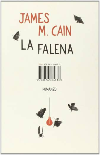 La Falena - James M. Cain Compra