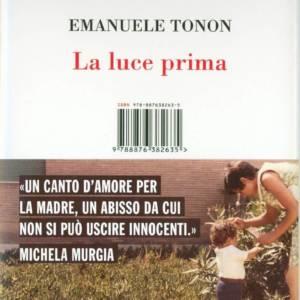 La luce prima - Tonon Emanuele