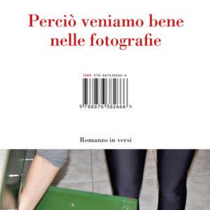 perciò veniamo bene nelle fotografie libro francesco targhetta